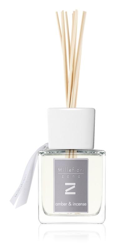 Millefiori Zona Amber & Incense aroma difuzér s náplní 250 ml