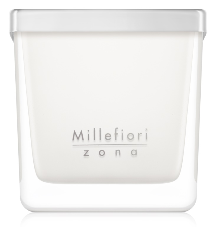 Millefiori Zona Amber & Incense vonná svíčka 180 g