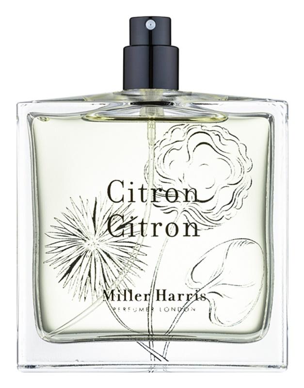 Miller Harris Citron Citron Parfumovaná voda tester unisex 100 ml