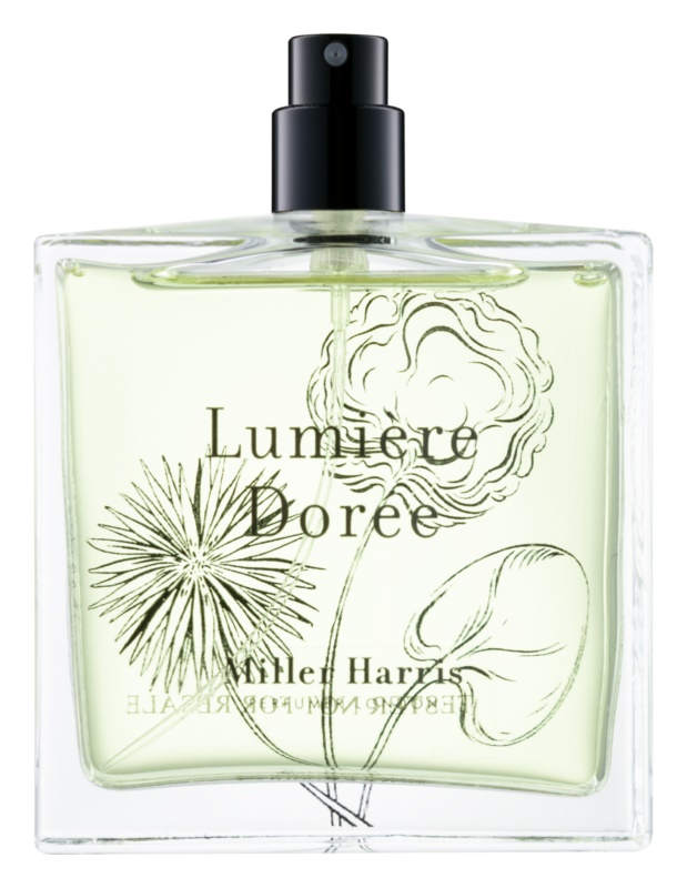 Miller Harris Lumiere Dorée Parfumovaná voda tester pre ženy 100 ml
