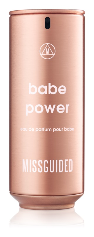 Missguided Babe Power Eau de Parfum voor Vrouwen  80 ml