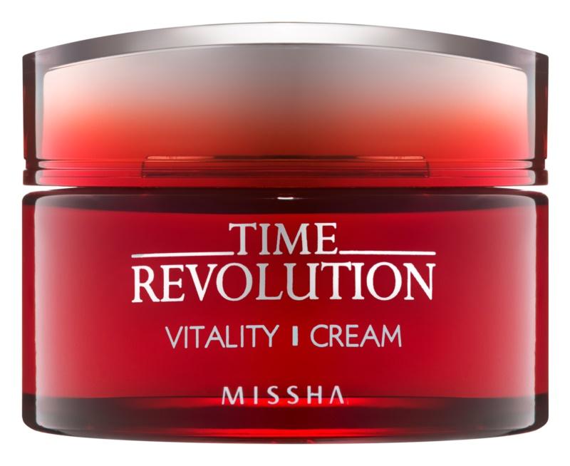 Missha Time Revolution creme corporal com efeito vitalizante