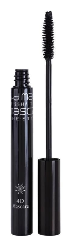 Missha The Style 4D Mascara туш для збільшення об'єму