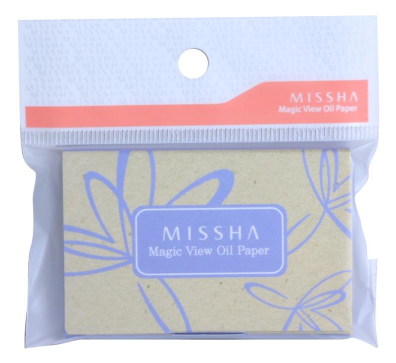 Missha Accessories Mattierende Tücher
