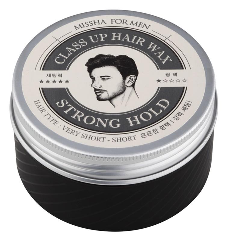 Missha For Men Class Up Hair Wax vax az erős tartásért