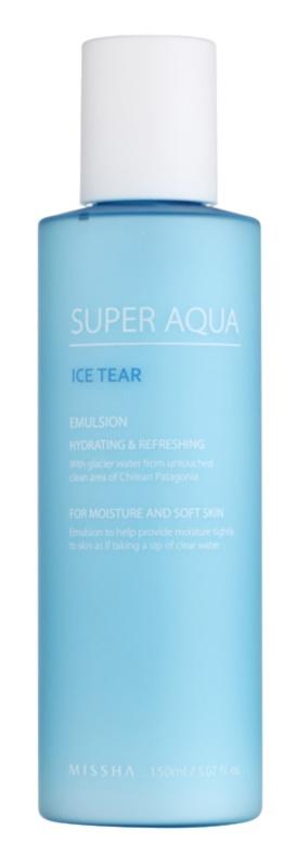 Missha Super Aqua Ice Tear arcbőr hidratáló emulzió
