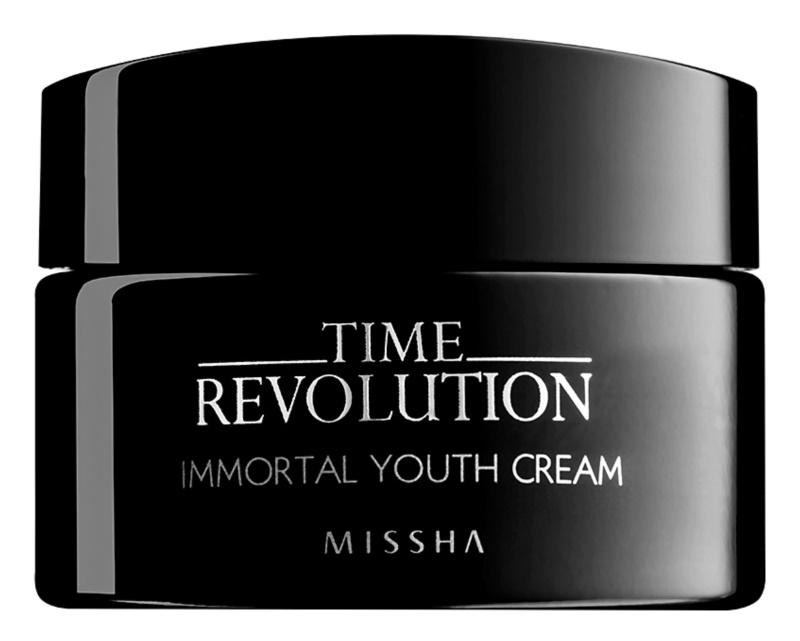 Missha Time Revolution Immortal Youth creme intensivo  anti-envelhecimento