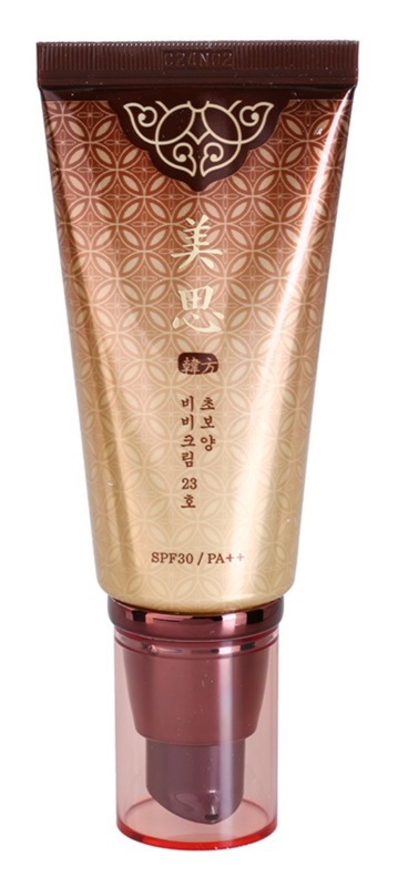 Missha MISA Cho Bo Yang crema BB pentru look perfect