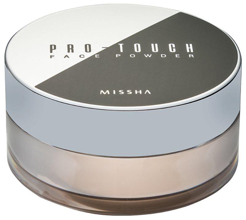 Missha Pro-Touch transparentni puder SPF 15