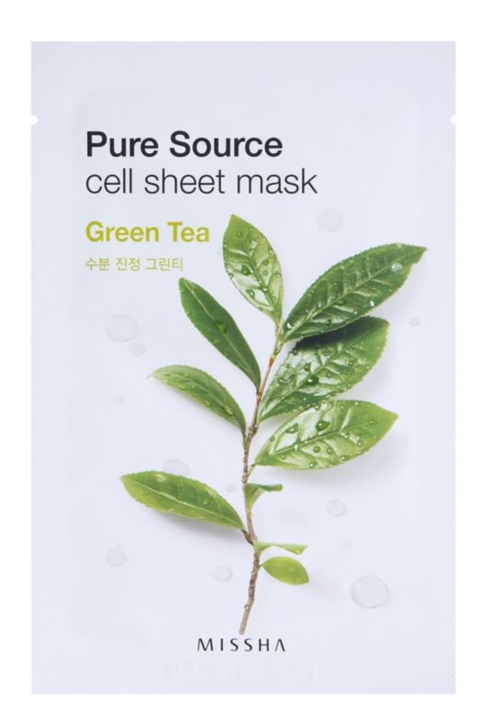 Missha Pure Source Soothing Sheet Mask