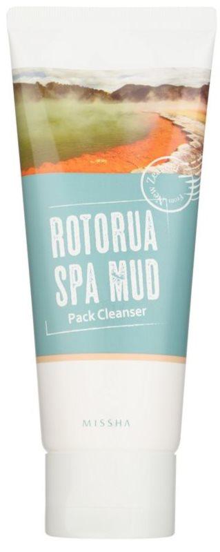 Missha Rotorua Spa Mud čisticí péče na rozšířené póry