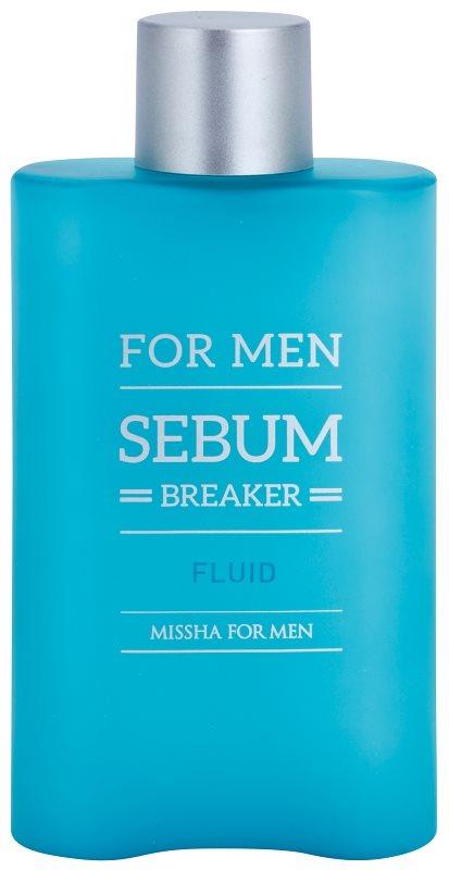 Missha For Men Sebum Breaker Fluid für fettige Haut