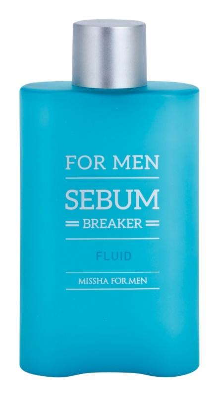 Missha For Men Sebum Breaker fluid pro mastnou pleť