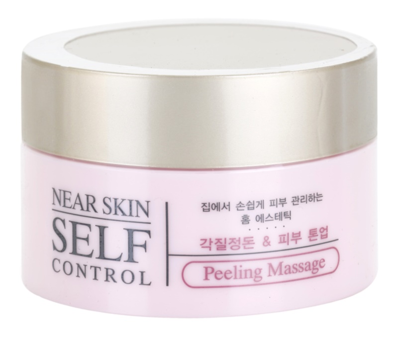 Missha Near Skin Self Control Massage Facial Exfoliator