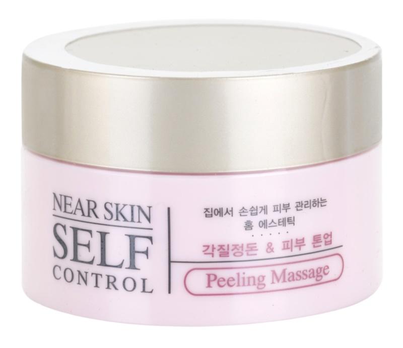 Missha Near Skin Self Control peelingujący krem do masażu twarzy