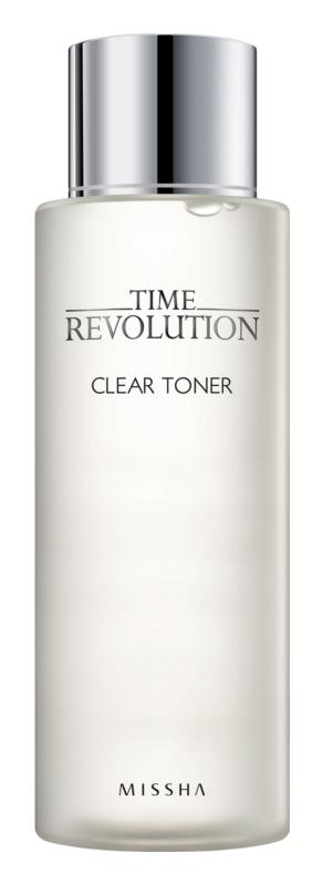 Missha Time Revolution Toner
