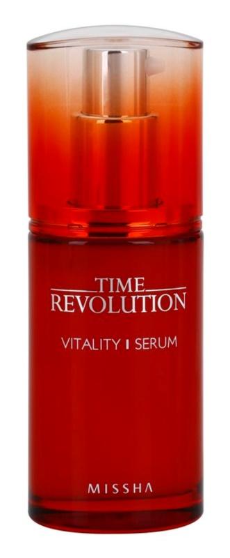 Missha Time Revolution revitalisierendes Hautserum gegen Mimikfalten