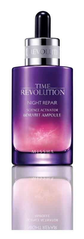Missha Time Revolution Night Repair noční sérum proti stárnutí pleti