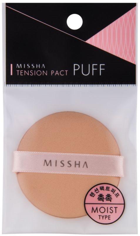 Missha Puff Tension Pact спонж для тонального крему