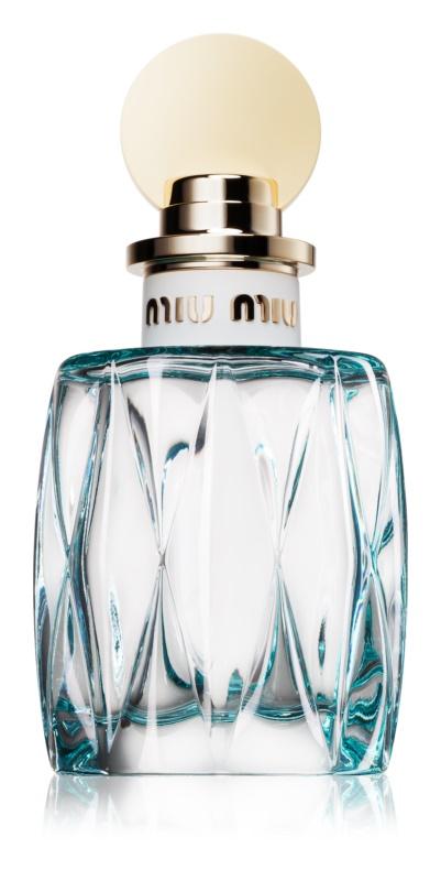Miu Miu L'Eau Bleue парфумована вода для жінок 100 мл