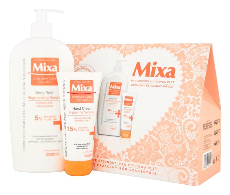 MIXA Anti-Dryness zestaw kosmetyków II.