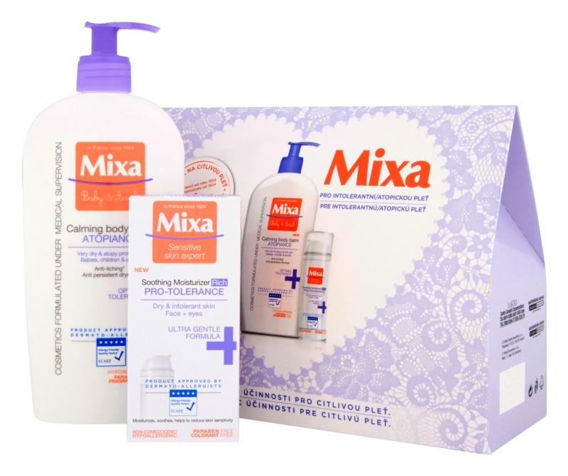 MIXA Atopiance zestaw kosmetyków I.