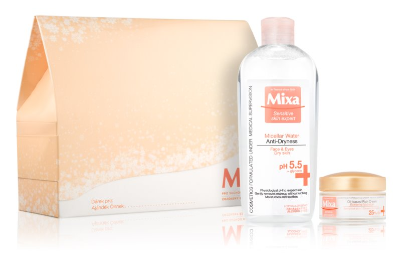 MIXA Anti-Dryness Kosmetik-Set  II.