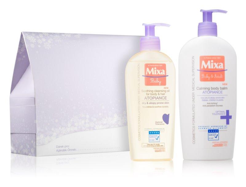 MIXA Anti-Dryness kosmetická sada IV.