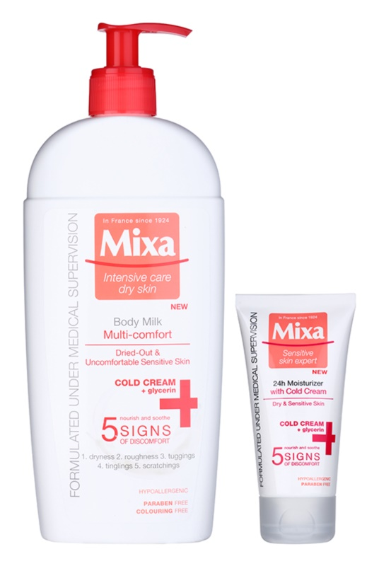 MIXA Multi-Comfort Cosmetic Set I.