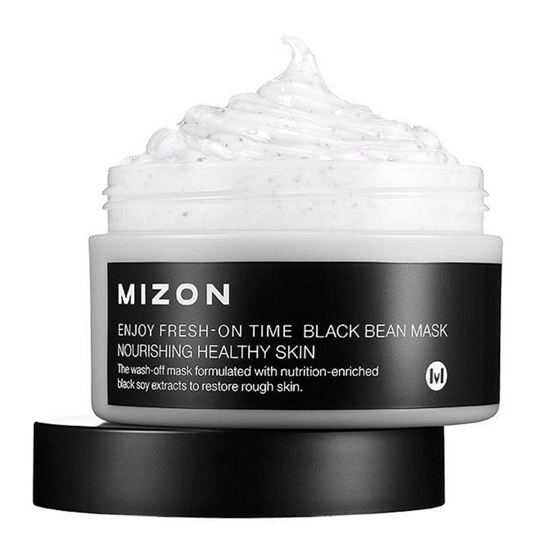 Mizon Enjoy Fresh-On Time regenerační a ozdravujicí výživná maska na zhrublou šupinkatou pleť