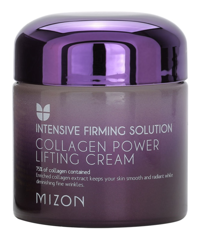 Mizon Intensive Firming Solution Collagen Power liftingový krém proti vráskám