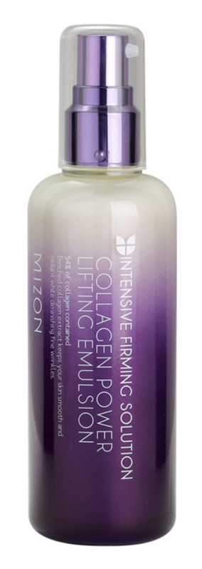 Mizon Intensive Firming Solution Collagen Power pleťová emulze s liftingovým efektem