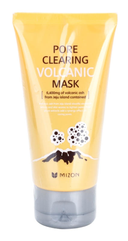 Mizon Pore Clearing Volcanic Facial Mask