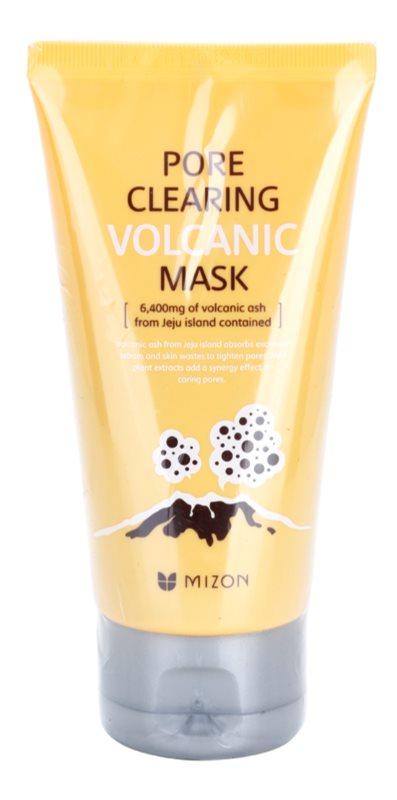 Mizon Pore Clearing vulkanická pleťová maska