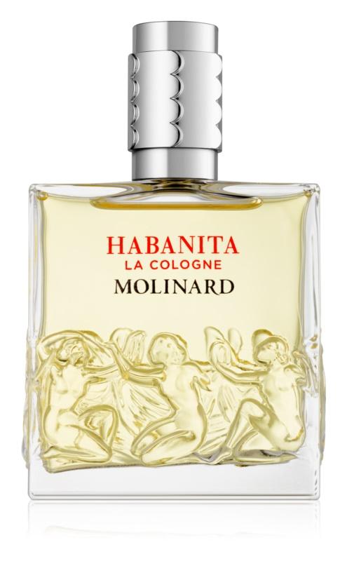 Molinard Habanita eau de toilette per donna 75 ml