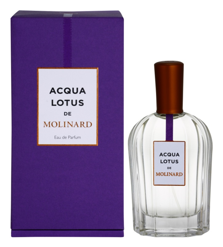 Molinard Acqua Lotus Eau de Parfum Damen 90 ml