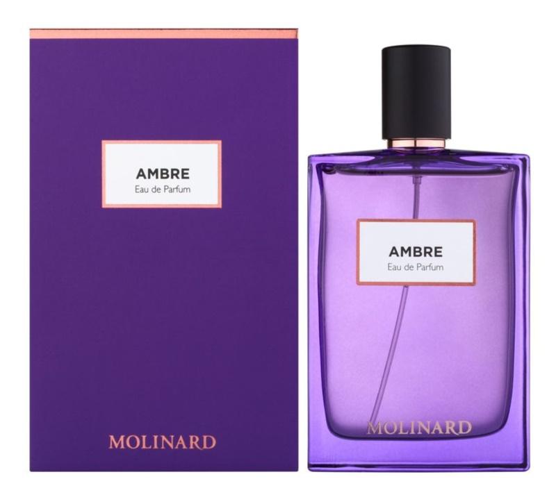 Molinard Ambre eau de parfum pentru femei 75 ml