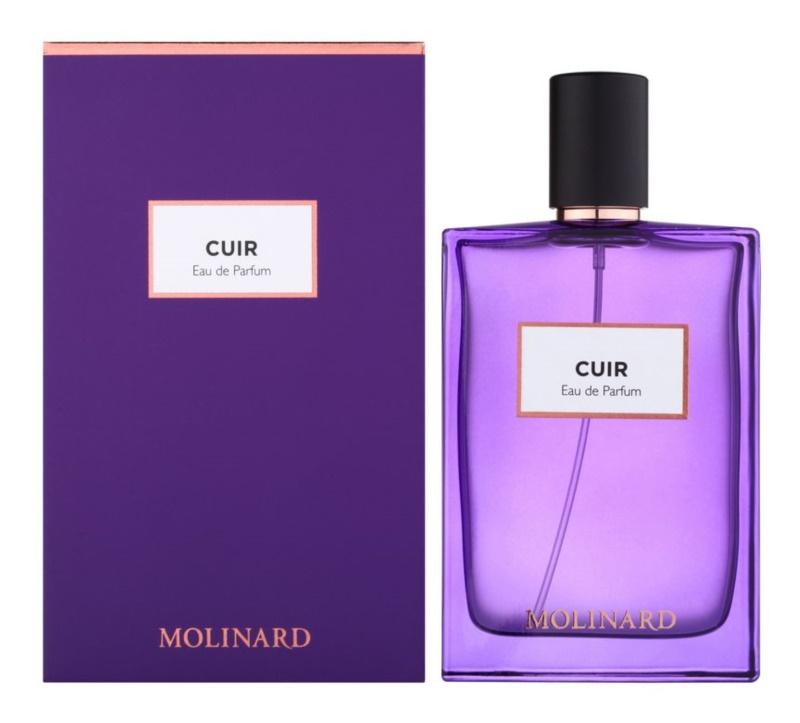 Molinard Cuir Eau de Parfum voor Vrouwen  75 ml