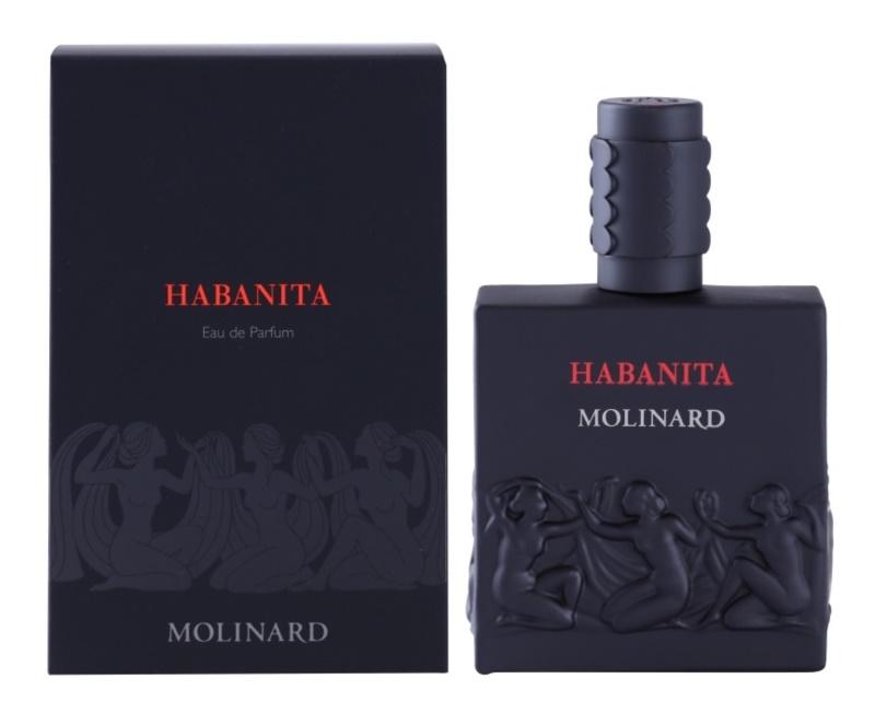 Molinard Habanita eau de parfum pour femme 75 ml
