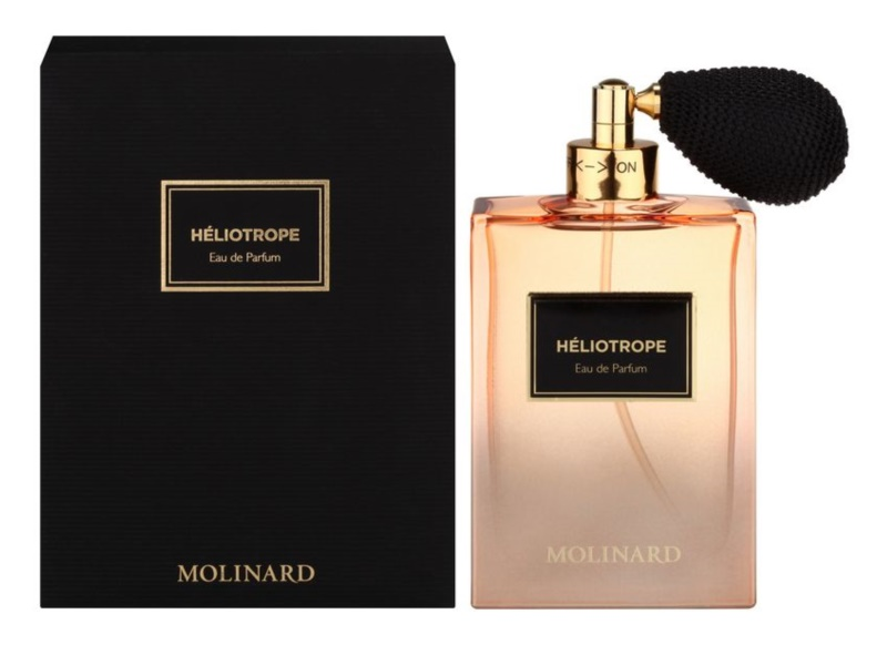 Molinard Heliotrope Eau de Parfum for Women 75 ml