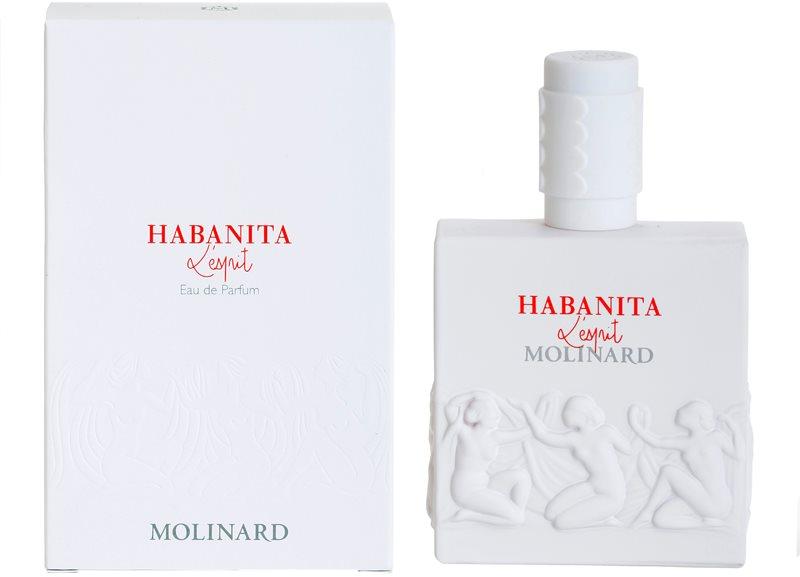 Molinard Habanita Habanita L'Esprit Eau de Parfum für Damen 75 ml