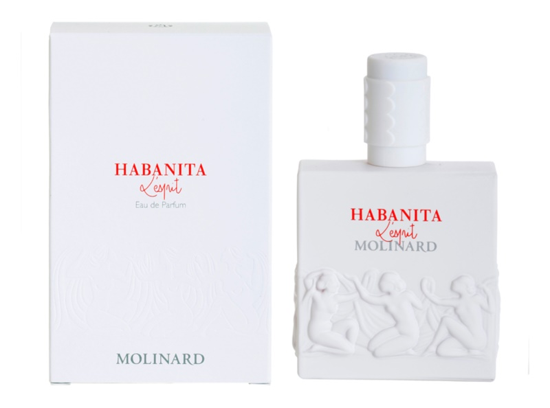 Molinard Habanita Habanita L'Esprit Parfumovaná voda pre ženy 75 ml