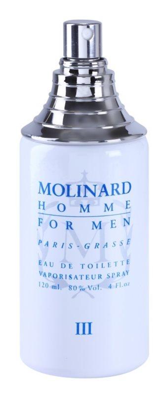 Molinard Homme Homme III woda toaletowa tester dla mężczyzn 120 ml
