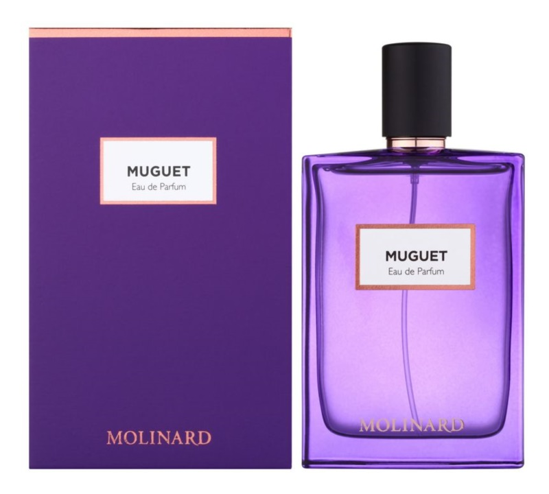 Molinard Muguet Eau de Parfum for Women 75 ml