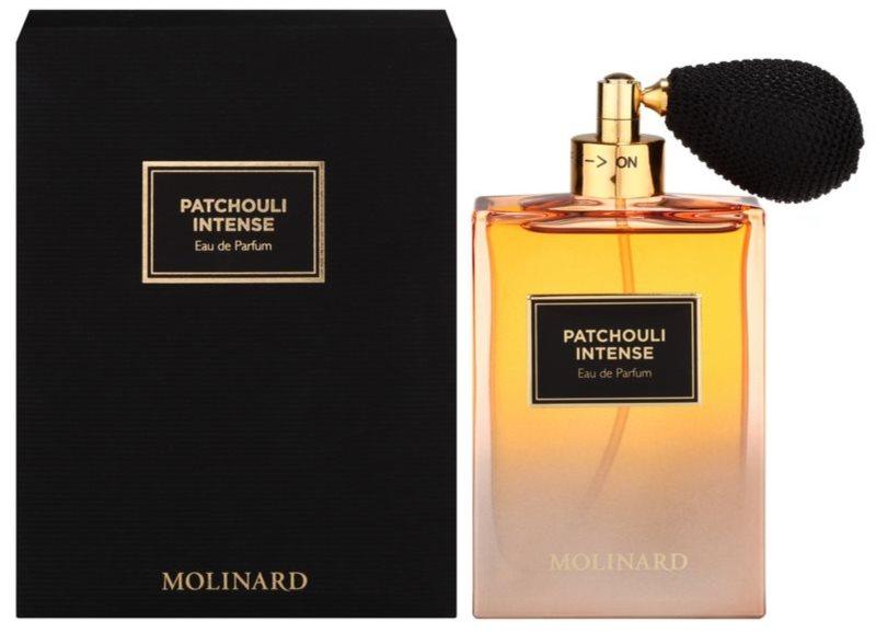 Molinard Patchouli Intense Eau de Parfum für Damen 75 ml