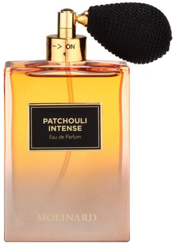 Molinard Patchouli Intense Eau de Parfum Damen 75 ml