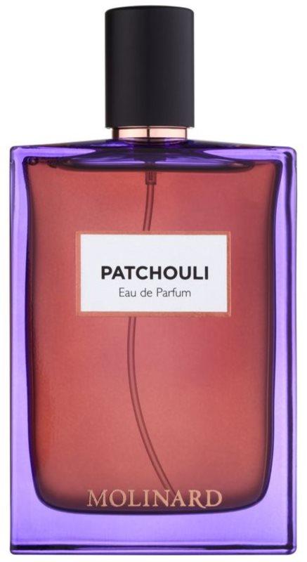 Molinard Patchouli eau de parfum per donna 75 ml
