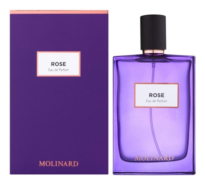 Molinard Rose Eau de Parfum für Damen 75 ml