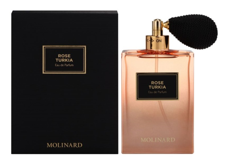 Molinard Rose Turkia Eau de Parfum for Women 75 ml