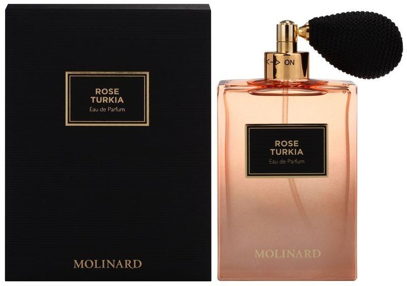 Molinard Rose Turkia Eau de Parfum for Women 75 ml